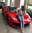 მე მანქანა და შენ გოგო...