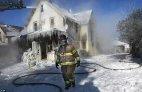 2019 წლის ზამთრი. საშინელი ყინვა ჩიკაგოში( ხანძარი გაყინულ სახლში)