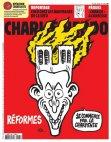 Charlie Hebdo-ს ახალი კარიკატურა - მაკრონი თავზე ცეცხლმოკიდებული ნოტრ-დამით