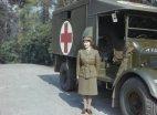 დედოფალი ელიზაბეტი მეორე მსოფლიო ომის დროს