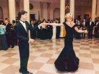 ჯონ ტრავოლტას და პრინცესა დიანას ცეკვა
