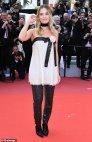 კანის კინოფესტივალზე Margot Robbie