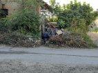 თელავის მუნიციპალიტეტი სოფელ აკურის მცხოვრები არის გაჭირვებაში, შვილი ხან ფხიზელი ხან მთვრალი ჩხუბის