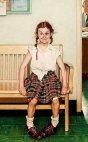 """ფოტო არ გეგონოთ, ნორმან როკველის ნახატია """"ონავარი  გოგონა"""""""