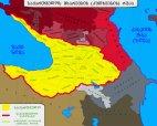 საქართველოს მხარეების (კუთხეების) რუკა