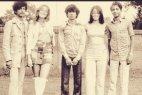 მარჯვნიდან პირველი ოსამა ბინ ლადენი ოქსფორდი, 1971 წელი