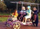 რა პატარა უნდა ადამიანს სიხარულისათვის, ისლამის ამღსარებელი ქალები ბათუმში