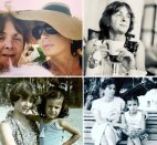 მაია ასათიანი დედასთან ერთად
