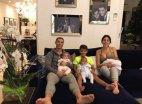 კრიშტიანო რონალდო და მისი ოჯახობა