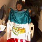 ბოლივიის ყოფილი პრეზიდენტი ევო მორალესი ბოლივიიდან მექსიკის თვითმფრინავმა გაიყვანა