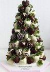 შოკოლადის ნაძვის ხე