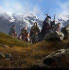 ნისლიანი მთები - რეგიონი ბეჭდების მბრძანებელში