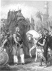 პოროსი იყო ინდოეთის ძლიერი რაჯა, ალექსანდრეს სპილოთი ებრძოდა და ტყვედაც ჩაუვარდა
