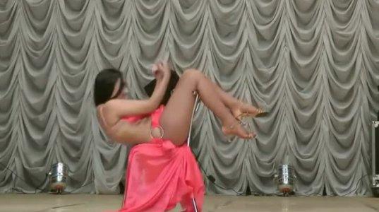 ცეკვა შეიხებისთვის, არაბი ლამაზმანის გადასარევი ცეკვა