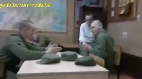 ყველაზე სასაცილო მომენტები ჯარში