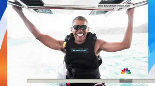 როგორ ისვენებს ობამა პრეზიდენტობის შემდეგ