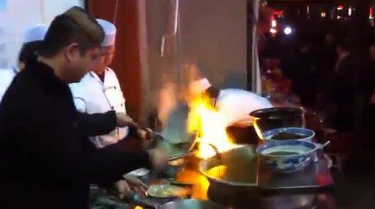 სწრაფი კვება ჩინეთში