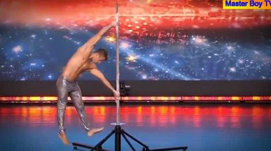 მოცეკვავეები რომელთა ცეკვამაც ადამიანის შესაძლებლობებს გადააჭარბეს