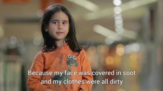 ექსპერიმენტი თბილისში: როგორ ვექცევით ბავშვებს იმის მიხედვით, თუ როგორ