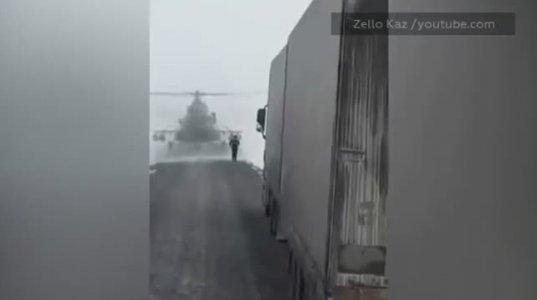 რუს სამხედრო მფრინავებს გზა აებნათ