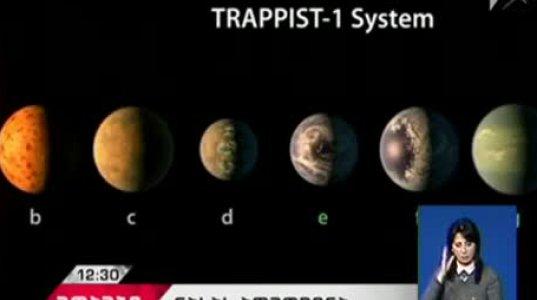 რა აღმოაჩინა NASA-მ?პრესკონფერენცია,რომელსაც მთელი მსოფლიო ელოდა,დასრულდა