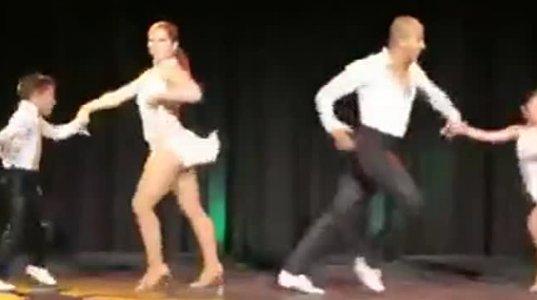 აი როგორ უნდა ცეკვა ხალხი გადარიეს