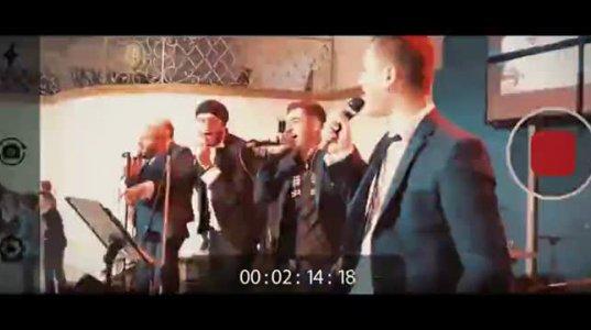 'ადრენალინის' სიმღერა ძმაკაცის ქორწილში
