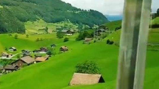 სოფელი შვეიცარიაში (Lungern)