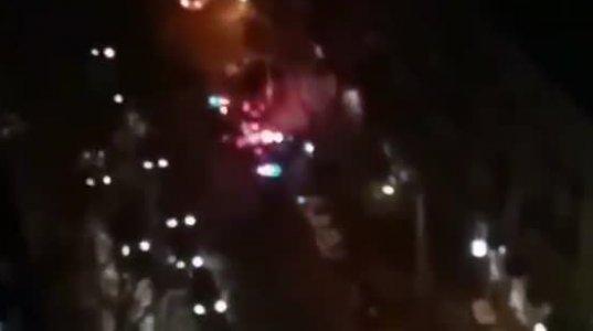 სასწრაოდ! ჟვანიას მოედანზე პოლიციის და სასწრაფოს მანქანებია მობილიზებული