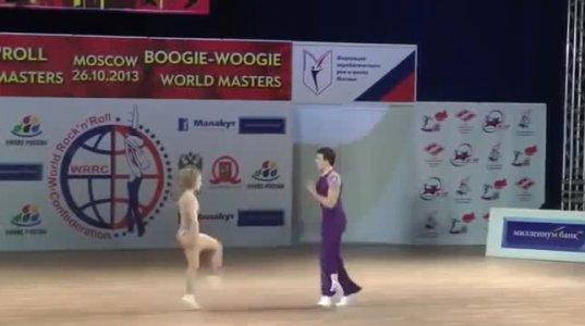პუტინის ქალიშვილის ცეკვა ინტერნეტ სივრცეში ნახვების რეკორდს ხსნის