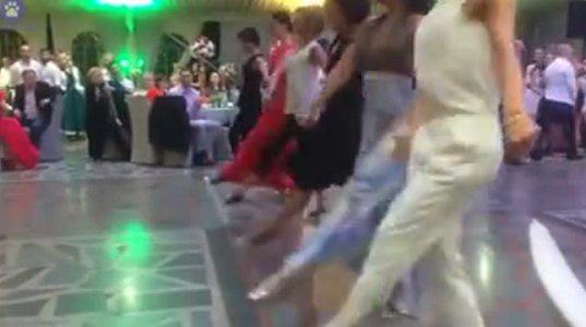 ილიკო სუხიშვილის (უმცროსი) ფანტასტიური ცეკვა ქორწილში