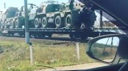 რუსეთის ფედერაცია ზრდის სამხედრო ძალებს საქართველოში