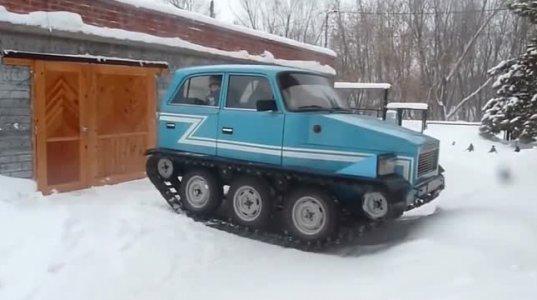 აი ასეთი უცნაური რამ შექმნეს  რუსეთში