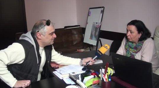 """ქვემო ქართლის რეგიონი, ქ.რუსთავი - ბესო ჩუბინიძის გადაცემაში """"სკანერი"""""""
