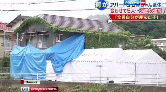 იაპონელი ქალი საკუთარ შვილებს ორგანოებისთვის ყიდდა!!!