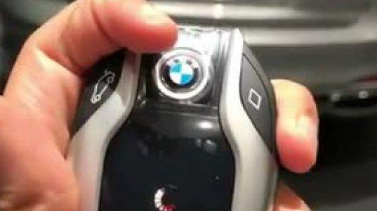 """ახალი """"BMW750 LI"""""""