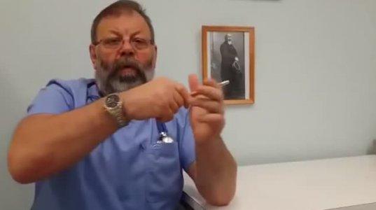 კისრის ოსტეოხონდროზის განკურნება 1 წუთში თქვენივე ხელებით!!!