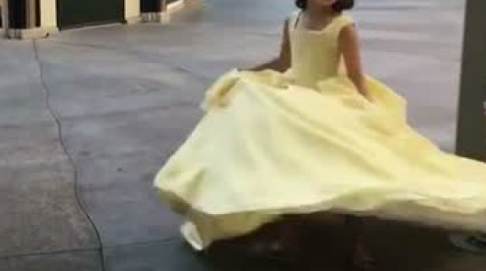 ყველა პატარა გოგონას ოცნება
