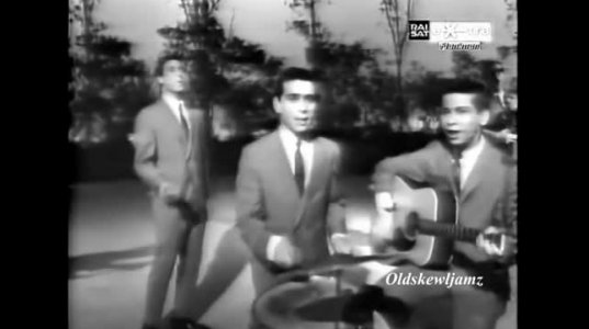 The Tokens - The Lion Sleeps Tonight (1963)