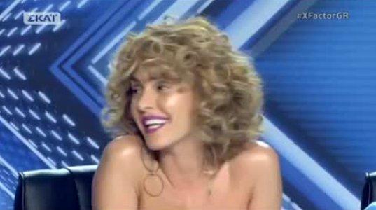 """ქართველმა გოგომ ბერძნულ """"X ფაქტორში"""""""