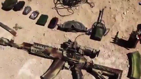 ISIS-მა რუსი სამხედრო ევგენი პეტრენკო სიკვდილით დასაჯა