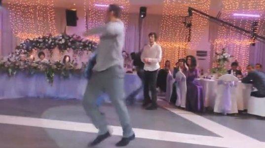 ქართველებმა ცეკვით რუსები გააგიჟეს ! ! !