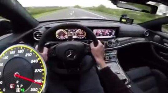 Mercedes AMG E63 S 2017