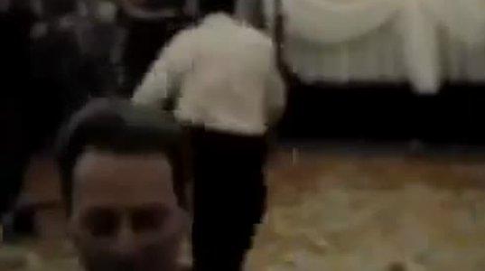 ქორწილში ფულის წვიმა შალახოს ცეკვის დროს