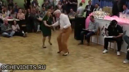 რა მნიშვნელობა აქვს ასაკს, როცა გული გულობს ანუ მოხუცების საოცარიცეკვა