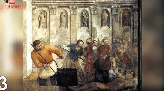 ადრეული ქრისტიანთა წამების შემთხვევები