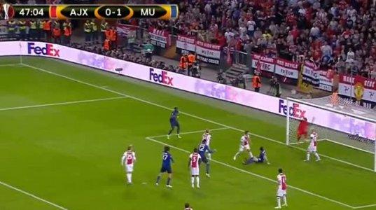 ჩემპიონთა ლიგა 2017-აიაქსი-მანჩესტერ იუნაიტედი-0:2-მატჩის მიმოხილვა