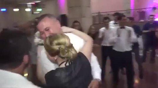 ქორწილში ასეთი რამ თუ მოხდებოდა საერთოდ არავინ არ ეგონა - აი სიურპრიზიც