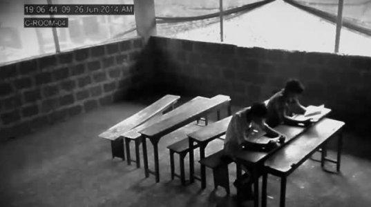 სკოლაში გადაღებული პარანორმალური მოვლენები