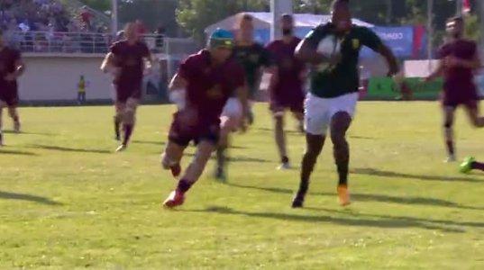 საქართველოU20 14-38 სამხრეთ აფრიკა U20
